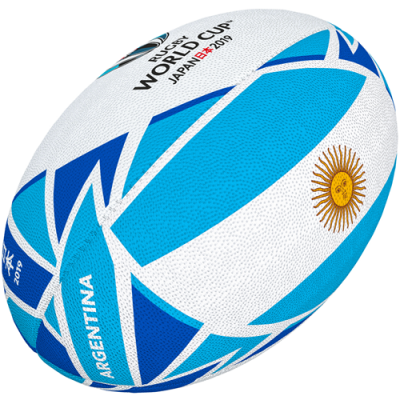 Mini Ballon Flag Argentine