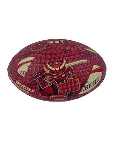 Ballon de Rugby Samouraï...