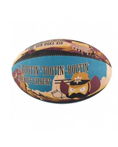 Ballon de Rugby Far West