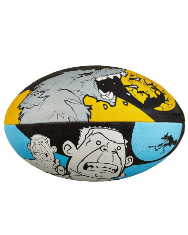 Ballon de Rugby Monster