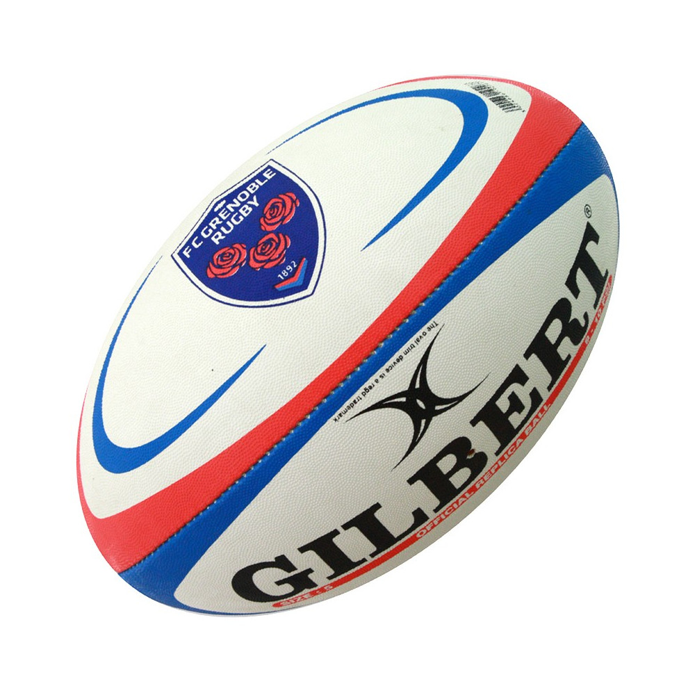 Ballon supporter Grenoble Gilbert