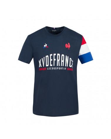 T-Shirt XV de France N°3 Bleu