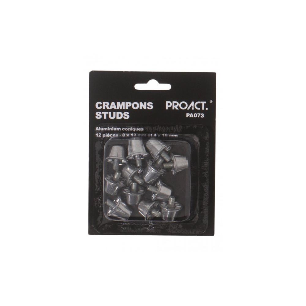 Recharge crampons Alu 13/16mm x12
