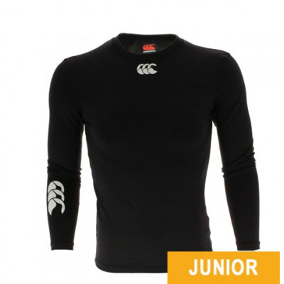 Thermo Baselayer Canterbury Noir Junior