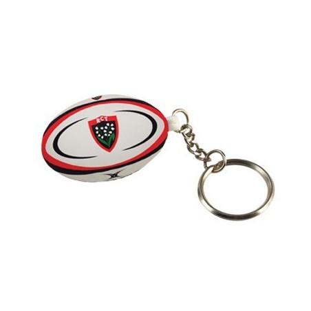 Porte cles mini ballon RC Toulon