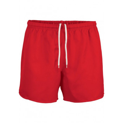 Short Enfant Proact Rouge