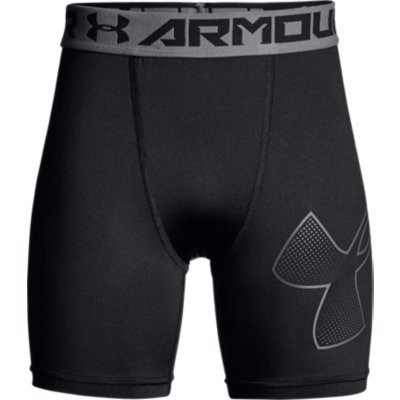 Sous short junior UA Noir