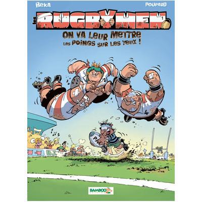 BD Les Rugbymen Tome 1