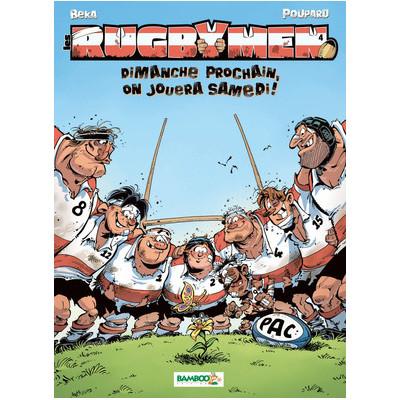 BD Les Rugbymen Tome 4