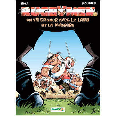 BD Les Rugbymen Tome 5