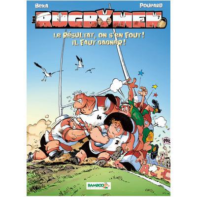 BD Les Rugbymen Tome 7