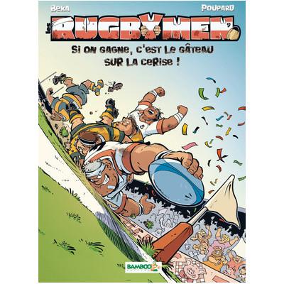 BD Les Rugbymen Tome 9