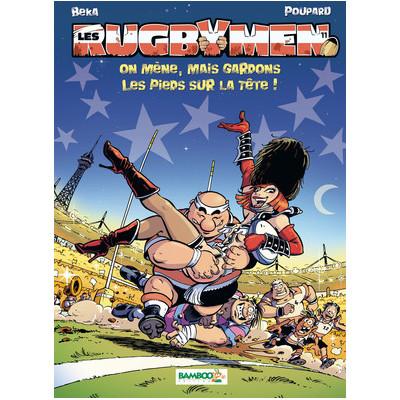 BD Les Rugbymen Tome 11