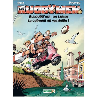 BD Les Rugbymen Tome 12