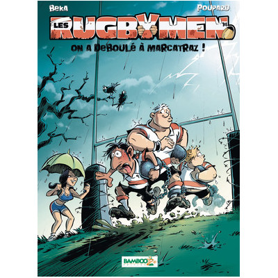 BD Les Rugbymen Tome 14