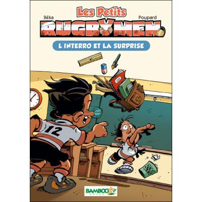 BD Les Petits Rugbymen Tome 2