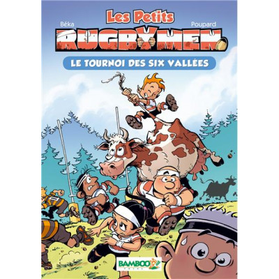 BD Les Petits Rugbymen Tome 4