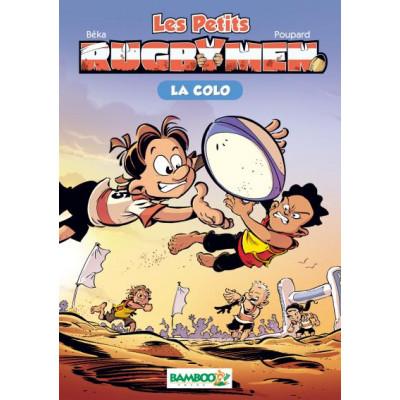 BD Les Petits Rugbymen Tome 5