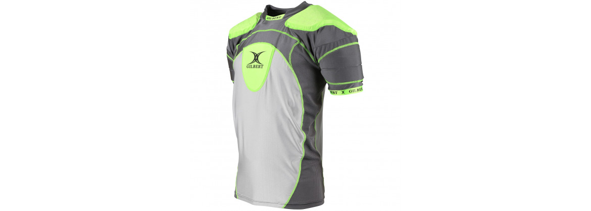 Épaulières de Protection Gilbert & Canterbury - Boutique Ô Rugby
