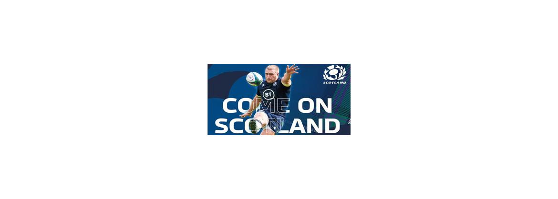 Boutique en ligne Ô Rugby - Produits Officiels Equipe d'Ecosse