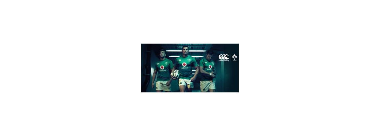Boutique en ligne Ô Rugby - Produits Officiels Equipe d'Irlande